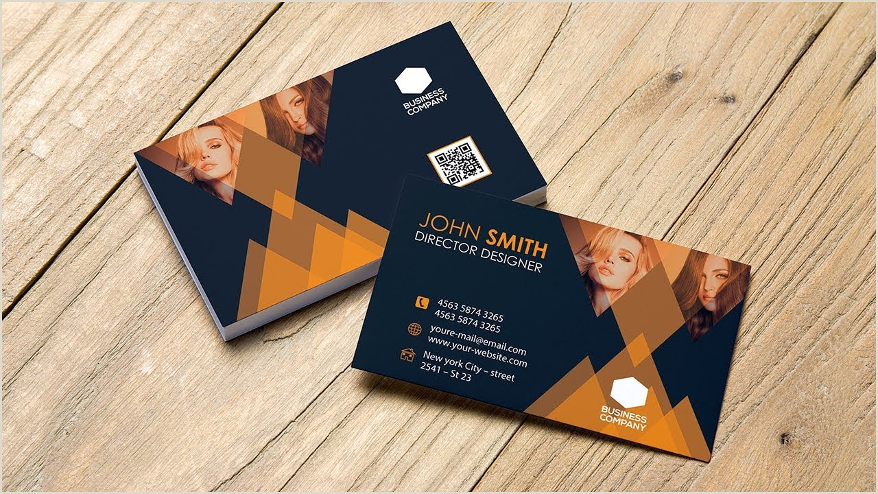 How To Make Professional Business Cards At Home How To Create A Professional Business Card In 10 Minutes