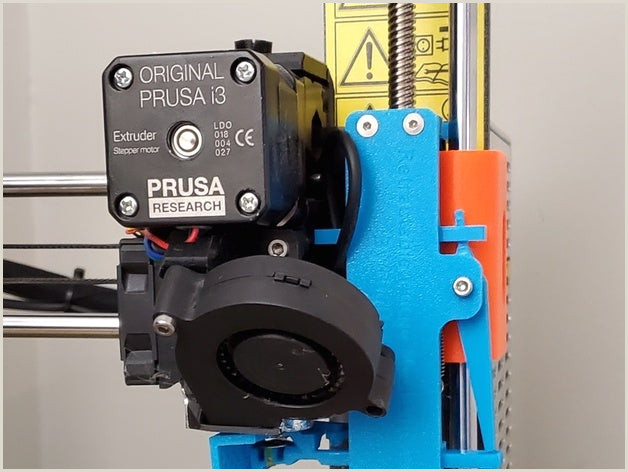 How To Make Retractable Retractable Purge Mechanism For Multicolor 3d Printing