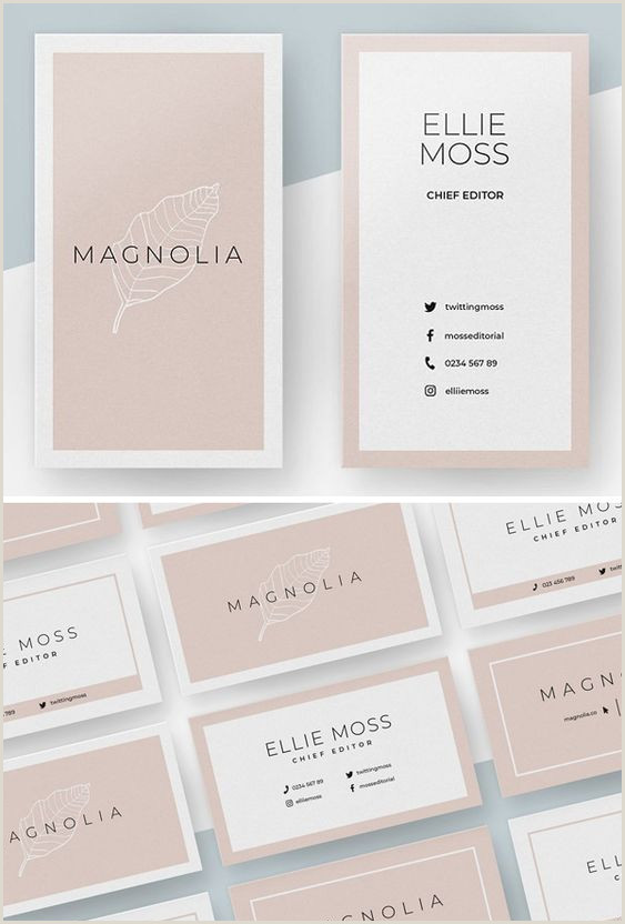 How To Put Social Media On Business Cards 9 Must Have Social Media Business Cards To Make Your Own