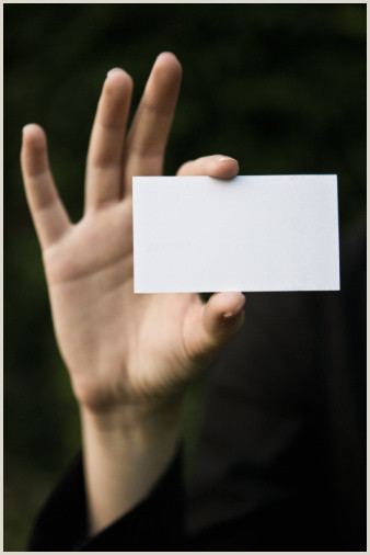 How To Put Social Media On Business Cards How To Put Twitter & Accounts On A Business Card