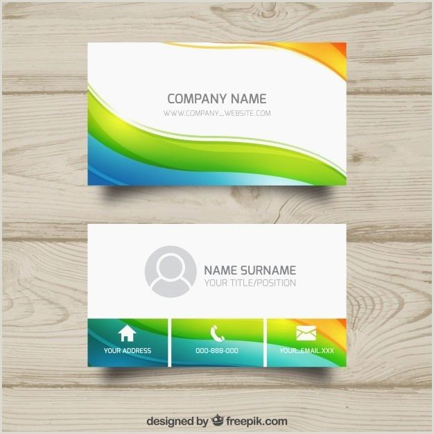 How To Write A Business Card Dapatkan Bermacam Contoh Poster Design Template Yang