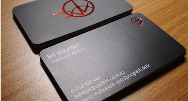 How to Write A Business Card How to Design the Perfect Business Card