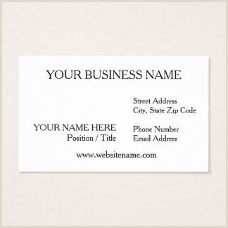 How To Write A Business Card The Executive Suite How To Optimize Your Small Business