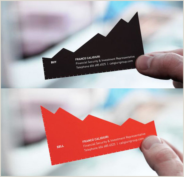 Idea For Business Card 32 Creative And Unique Business Cards That Stand Out