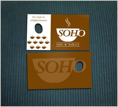 Idea For Business Cards 50 Awesome Business Card Ideas Designrfix
