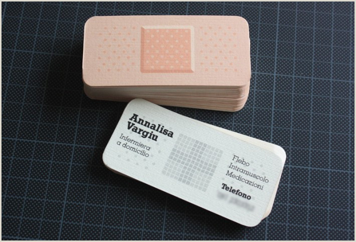 Idea For Business Cards 50 Bizarre & Brilliant Business Card Designs