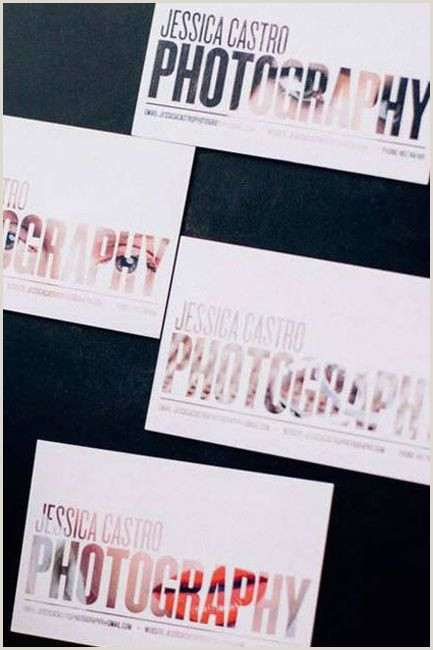 Ideas For Buisness Cards Trendy Graphy Business Cards Ideas Typography Ideas