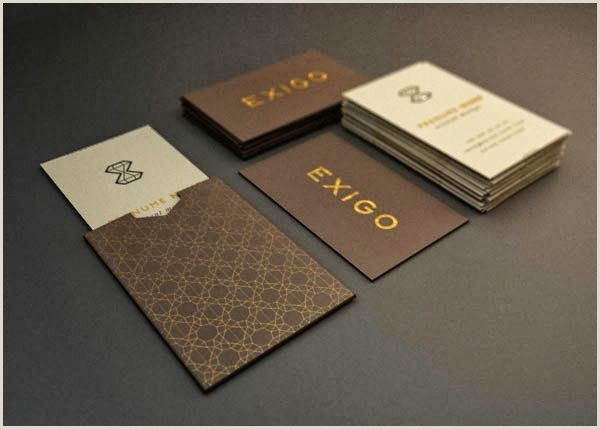 Impressive Business Cards 60 Examples Luxury And High Quality Business Cards