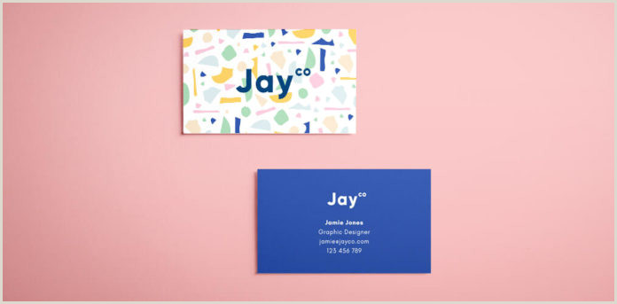 In Design Business Card Templates Indesign Business Card Template