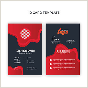 Information Card Templates Id Card Template Vector Psd And Clipart With