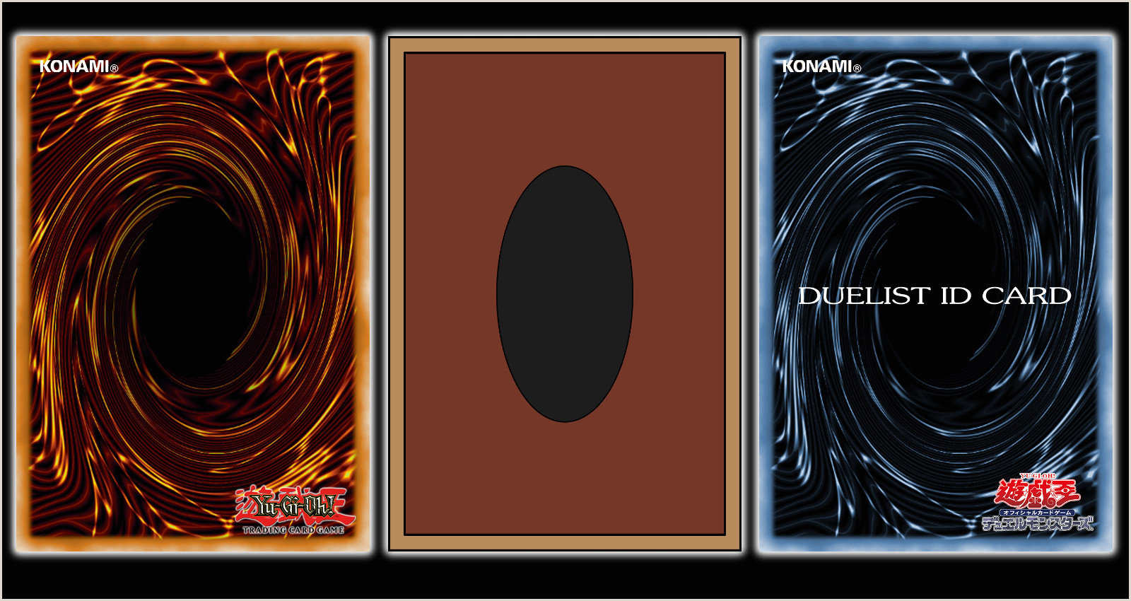 Information Cards Template Yu Gi Oh Back Card Template By Holycrapwhitedragon On