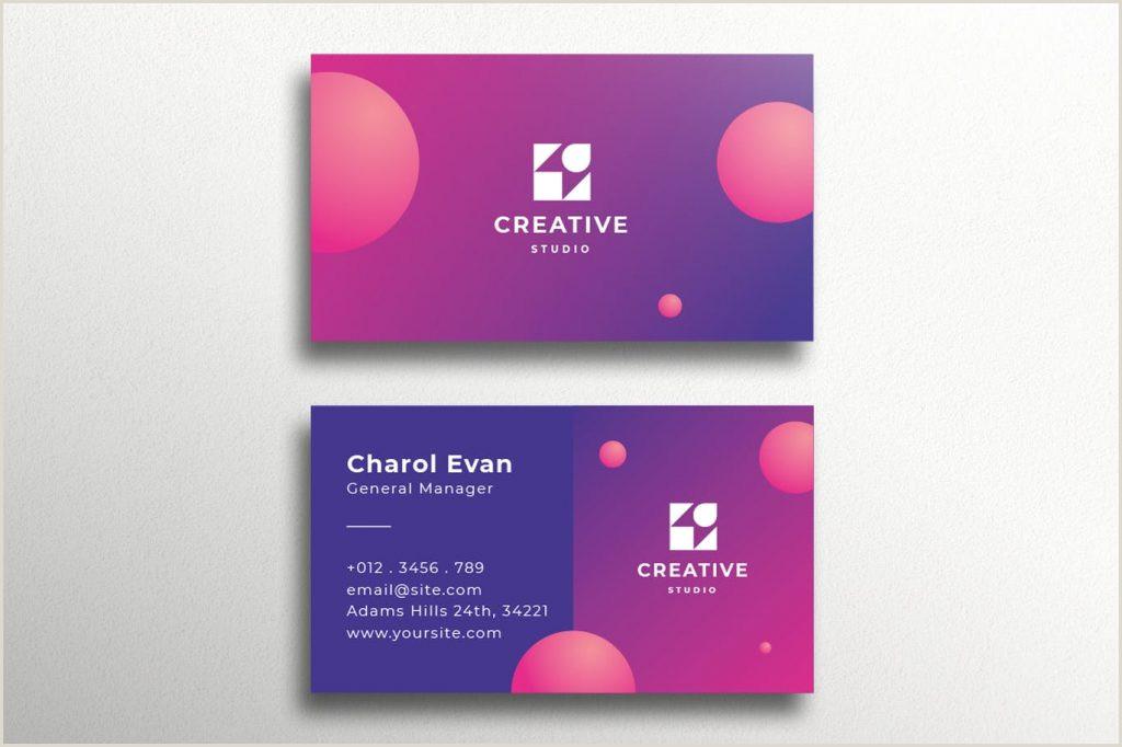 Information For Business Cards Best Business Card Design 2020 – Think Digital