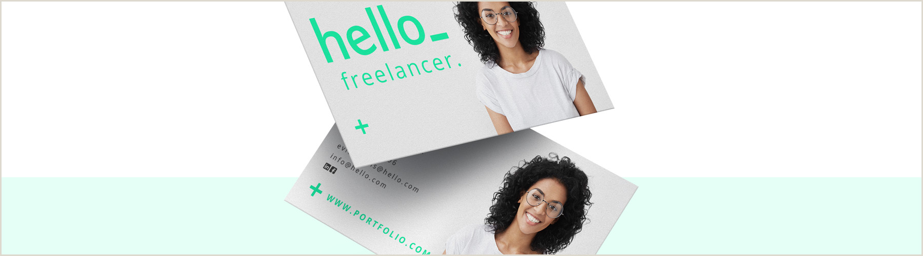 Information To Put On A Business Card What To Put On A Personal Business Card Helloprint