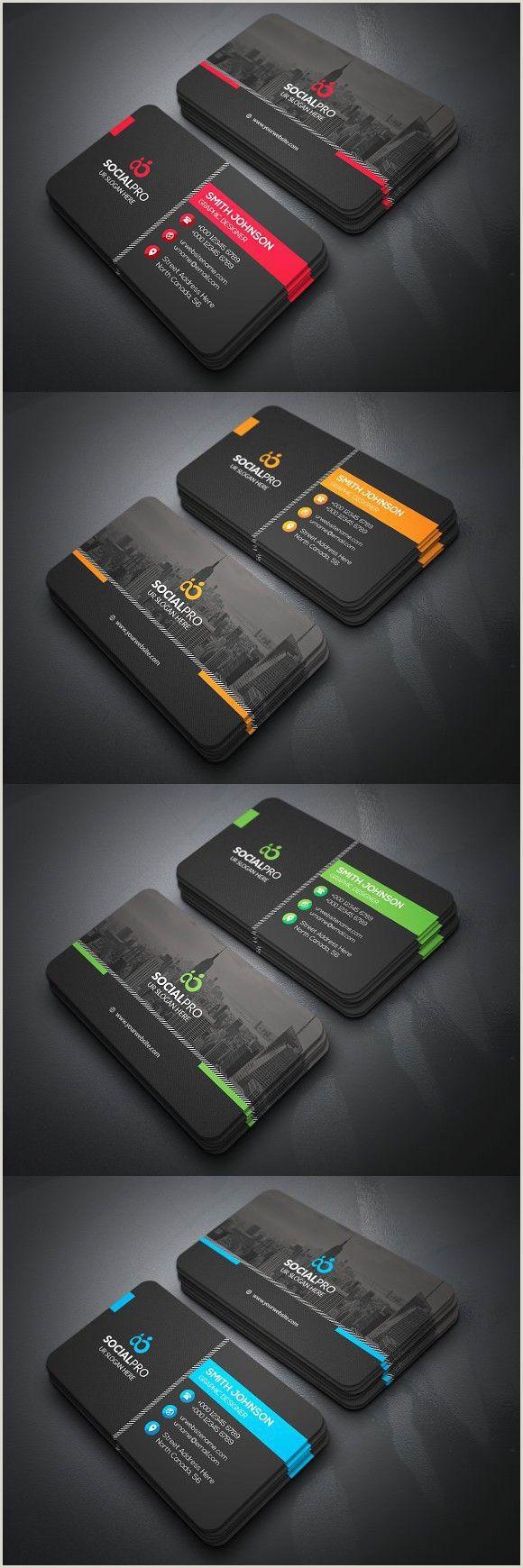 Interesting Business Card Designs Business Cards Black
