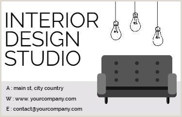 Interior Design Business Cards Ideas Create Interior Design Business Cards In Just A Few Minutes