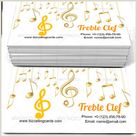Jazz Musician Business Cards Unique ✅ 72 Music & Dancing Business Card Examples