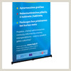 L Banner Stand Expolight Display Systems