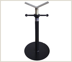 Large Picture Stands Tag Pipe Stands & Rollers