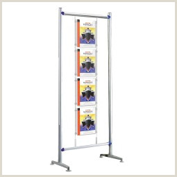 Large Poster Stand Poster Display Stands Freestanding