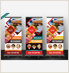 Large Pull Up Banners Pull Up Banner Vector Over 870