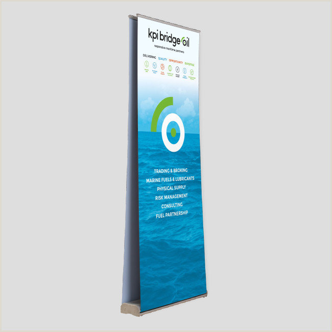 Large Pull Up Banners Roller Banners