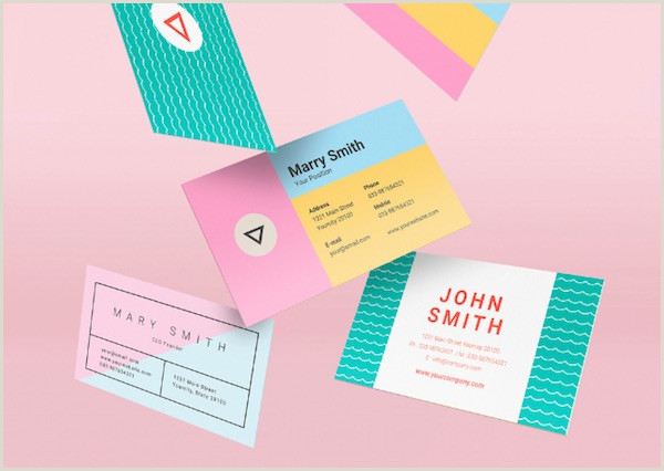 Leave Your Business Card For A Chance To Win 10 Eye Catching Business Card Designs That Will Leave A
