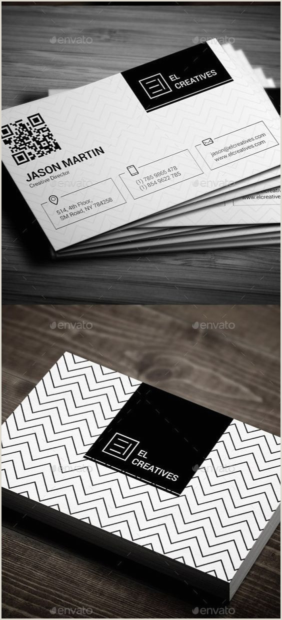 Linkedin On Business Card Examples 10 Best Business Card Design Ideas Graphic Templates