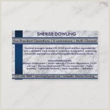 Linkedin On Business Card Examples Linkedin Business Cards Business Card Printing