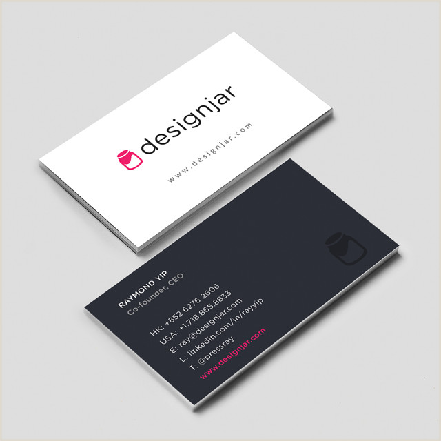 Linkedin On Business Card Examples Linkedin Icon For Business Card At Vectorified