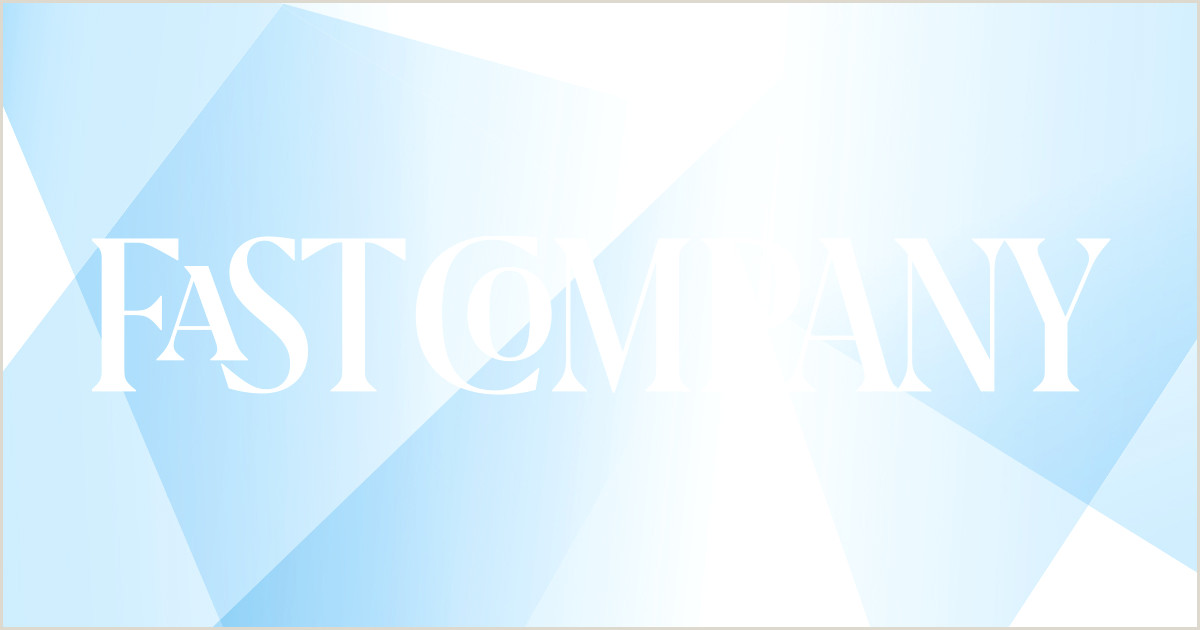 Logo And Business Card Design Fast Pany