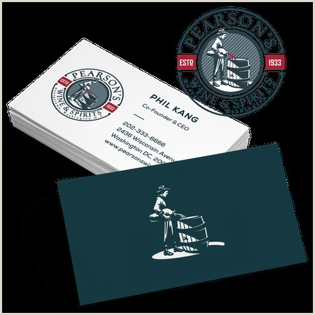 Logo Design Business Card 99designs Logo & Business Card