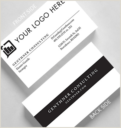 Logo Design Business Cards Business Card Logo Logodix
