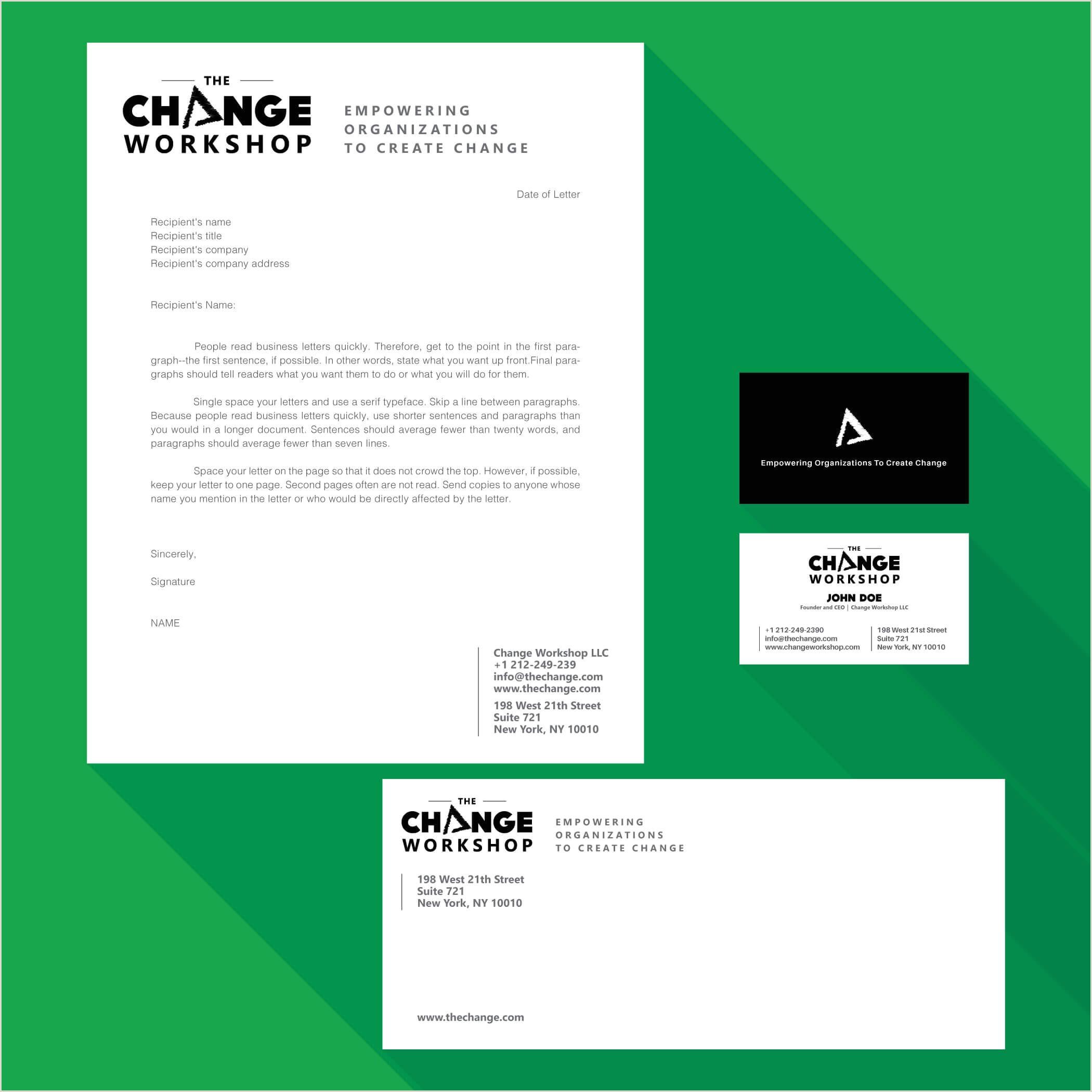 Logo Design Business Cards Crowdspring Logo & Business Card