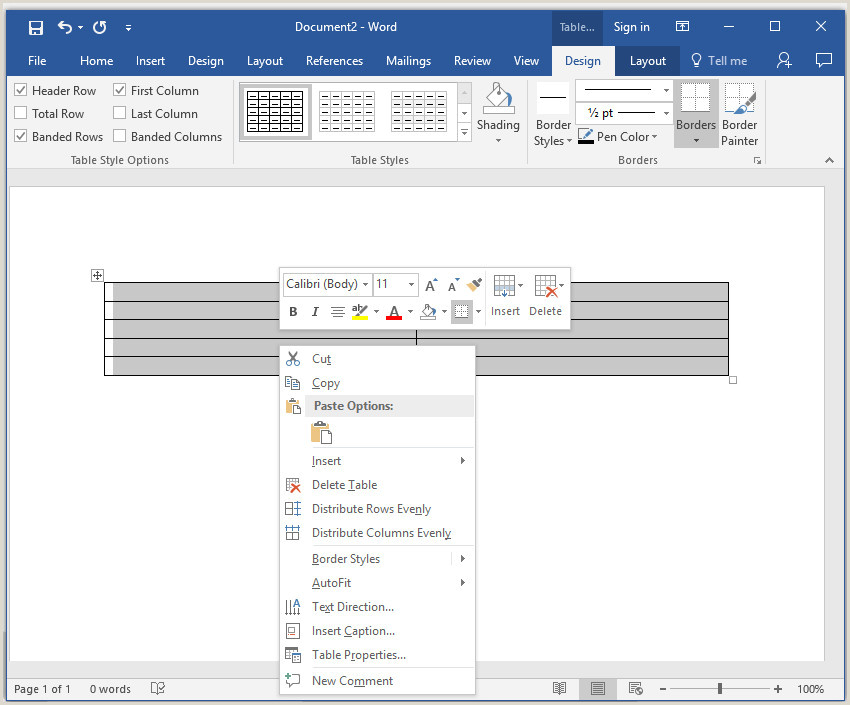 Make A Business Card In Word How To Make Your Own Business Cards In Word