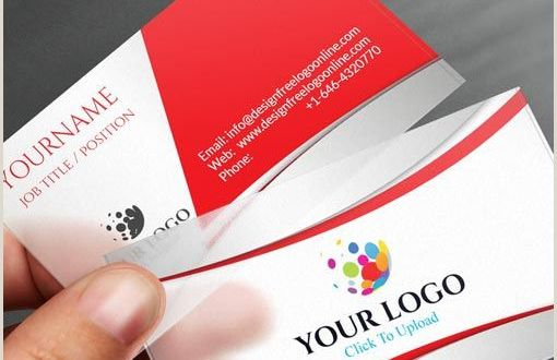 Make Your Own Business Card Template Create Your Own Business Cards with the Free Business Card