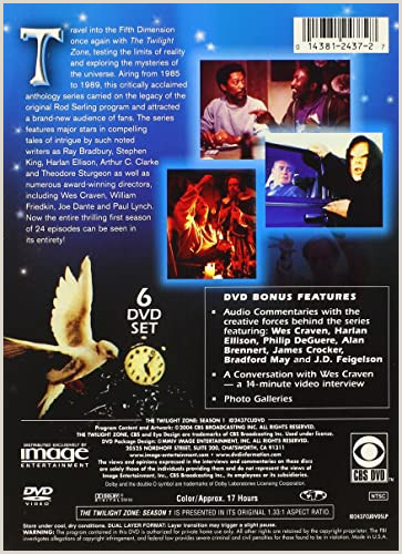Makeup Business Cards Ideas Amazon The Twilight Zone Season 1 1985 1989