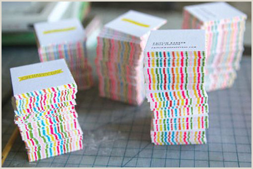Making Business Cards 4 Ways To Make Your Business Cards Original