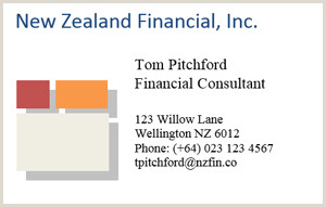 Making Business Cards On Word How To Make Business Cards In Microsoft Word