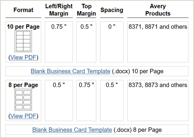 Making Business Cards On Word How To Make Free Business Cards In Microsoft Word With Templates
