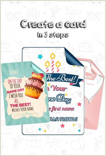 Making Name Cards Create E Card For Name Day For Android Apk Download