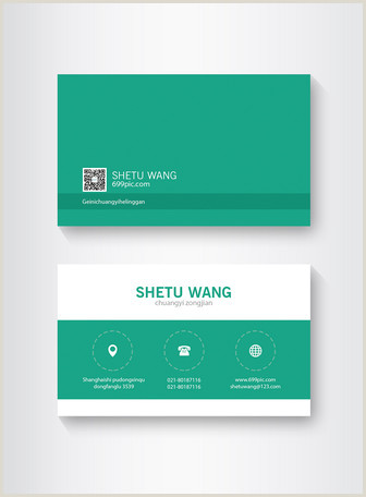 Making Personal Business Cards Simple Business Personal Business Card Template