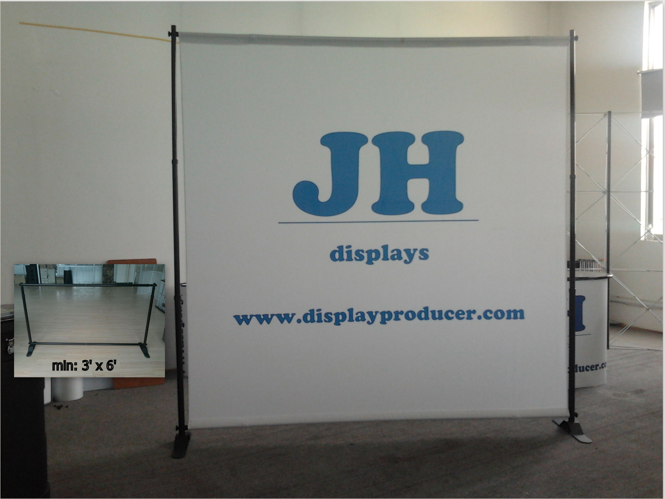 Marketing Banner Stand Here Is Our 8 X 8 Telescopic Backdrop Banner Stand