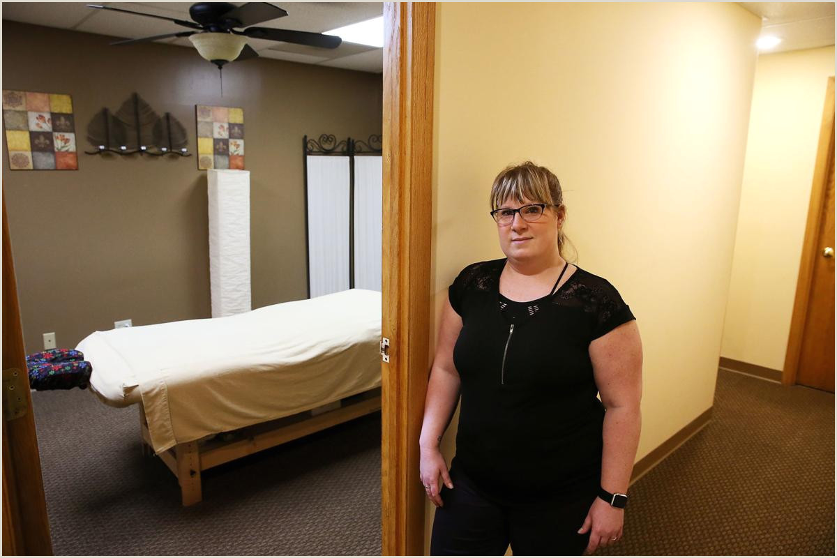 Massage Therapy Best Business Cards Davenport Massage Therapist Illegal Massage Parlors Take