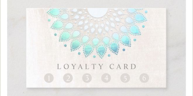 Massage therapy Best Business Cards Massage Punch Card Template