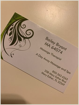 Massage Therapy Best Business Cards The 10 Best Massage Day Spas & Wellness Centers In Florida