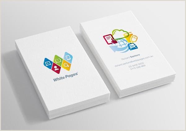 Minimalist Business Cards Design Minimalist Business Card