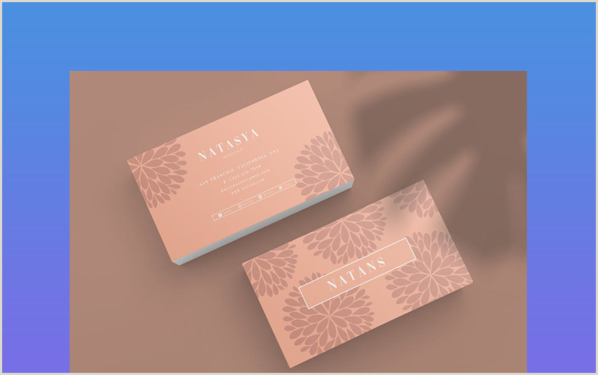 Modern Business Card Layout 25 Minimal Business Cards With Simple Modern Design Ideas