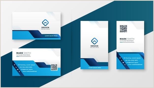 Modern Business Card Layout 39 669 Modern Business Card