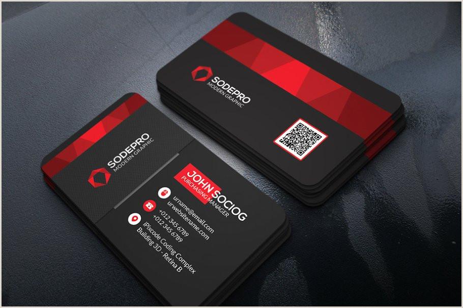 Modern Business Cards Modern Business Card