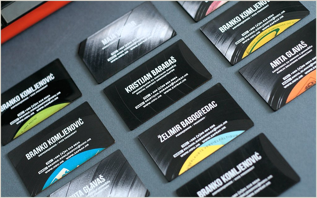 Most Professional Business Cards Record Label Business Cards Pensandpieces